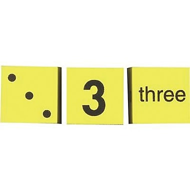 Koplow Games Spot Word Number Dice, 3/Set