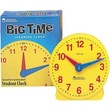Learning Resources® Big Time™ Learning Student Clock, Grades Pre School - 3rd