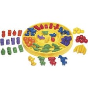 Learning Resources® Circular Sorting Tray, Grades Pre-kindergarten - 2nd
