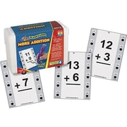 Educational Insights® Hot Dots Math Flash Cards, More Addition