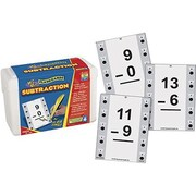 Educational Insights® Hot Dots Math Flash Cards, Subtraction