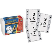 Educational Insights® Hot Dots Math Flash Cards, Multiplication
