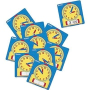 Learning Resources® Write-On / Wipe-Off Student Clock, Grades 1st+