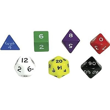 Koplow Games Jumbo Polyhedral Dice