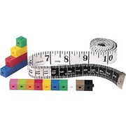 Learning Resources® Customary Metric Tape Measures, Grades Kindergarten - 12th
