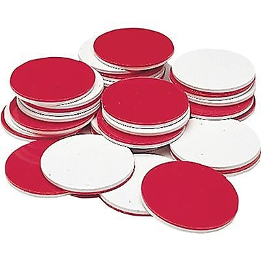 Learning Resources® 2 Color Counting Chips, 2in.