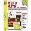 Remedia® Menu Math For Beginners Book, Grades 1st - 3rd