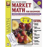 Remedia® Market Math For Beginners Book, Grades 1st - 3rd