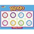 Trend Enterprises® Bingo Game, Telling Time