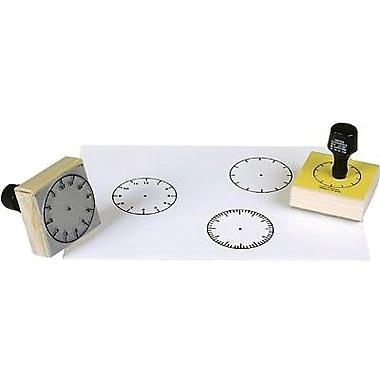 Center Enterprises® 3-Clock Time Stamp Set