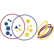 Learning Resources® Graphing Sorting Circles, Grades Kindergarten - 5th