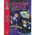 On The Mark Press® Division Math Drill Book, Grades 4th - 6th
