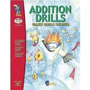On The Mark Press® Addition Math Drill Book, Grades 1st - 3rd