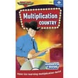 Rock 'N Learn® Audio CD and Book, Multiplication Country, Grades 8th - 18th