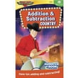 Rock 'N Learn® Audio CD and Book, Addition and Subtraction Country, Grades 1st - 12th