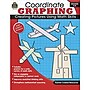 Teacher Created Resources® Coordinate Graphing Book, Grades 5th