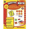 Teacher Created Resources® Targeting Math Series Operations and Number Patterns Book, Grades 1st-2nd