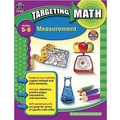 Teacher Created Resources® Targeting Math Series Measurement Book, Grades 5th - 6th