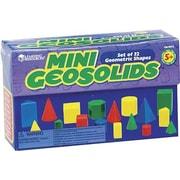 Learning Resources® Mini Geosolids, Grades Kindergarten - 12th