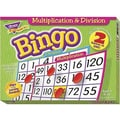 Trend Enterprises® Bingo Game, Multiplication and Division