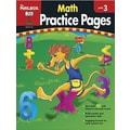 The Mailbox Books® Math Practice Page, Grades 3rd