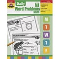 Evan-Moor® Daily Word Problems Book, Grades 2nd
