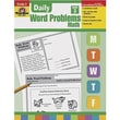 Evan-Moor® Daily Word Problems Book, Grades 3rd