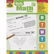 Evan-Moor® Daily Math Practice Book, Grades 6th+
