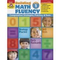 Evan-Moor® Building Math Fluency Book, Grades 1st