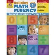 Evan-Moor® Building Math Fluency Book, Grades 1st