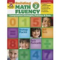 Evan-Moor® Building Math Fluency Book, Grades 2nd