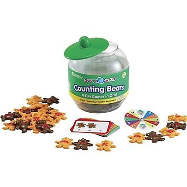 Learning Resources® Counting and Sorting Bears Goodie Game, Grades Kindergarten - 4th