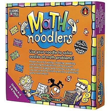 Edupress® Math Noodlers Game, Grades 4th - 5th