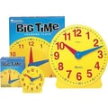 Learning Resources® Big Time™ Learning Clock® 12-Hour Demonstration Clock