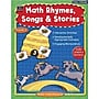 Teacher Created Resources Full-Color Math Rhymes, Songs And
