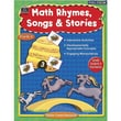 Teacher Created Resources® Full-Color Math Rhymes, Songs and Stories Book, Grades Pre School - 1st