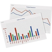 Learning Resources® Write-On / Wipe-Off Math Graphs Desk Mats, Grades Kindergarten - 3rd