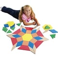 Safe-T® Products Giant Foam Floor Pattern Block Puzzle