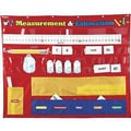 Learning Resources® Measurement and Estimation Pocket Chart, Grades Kindergarten - 3rd