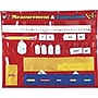 Learning Resources® Measurement and Estimation Pocket Chart,