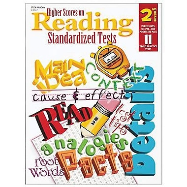 Harcourt® Higher Scores On Reading Standardized Tests Book, Grades 2nd