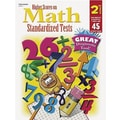 Harcourt® Higher Scores On Math Standardized Tests Book, Grades 2nd