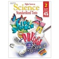 Harcourt® Higher Scores On Science Standardized Tests Book, Grades 2nd