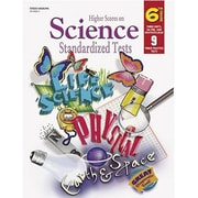 Harcourt® Higher Scores On Science Standardized Tests Book, Grades 6th