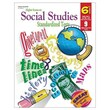 Harcourt® Higher Scores On Social Studies Standardized Tests Book, Grades 6th
