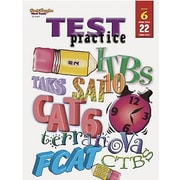 Harcourt® Test Practice Book, Grades 6th