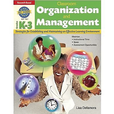 Harcourt Classroom Organization and Management Teacher Tips Book, Grades Kindergarten - 3rd