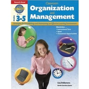 Harcourt Classroom Organization and Management Teacher Tips Book, Grades 3rd - 5th