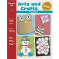 The Mailbox Books® Best of The Mailbox Books pre-school Arts & Crafts Activity Book, Grades Pre K-K
