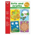The Mailbox Books® Best of The Mailbox Books Arts and Crafts Activity Book, Grades 2nd - 3rd